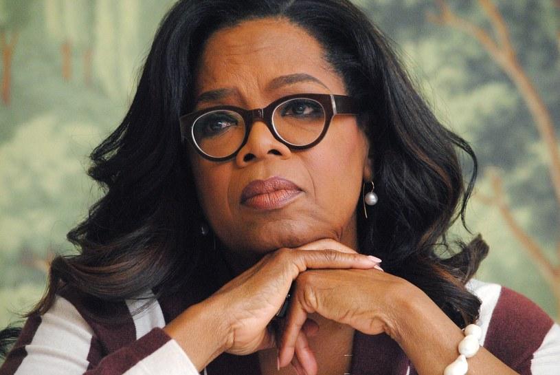 Oprah Winfrey /Sipa USA /East News