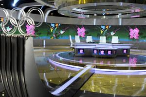 Oprócz studia S1 (na zdj.) TVP ma do dyspozycji Studio 7 (TVP Sport) /  /AKPA