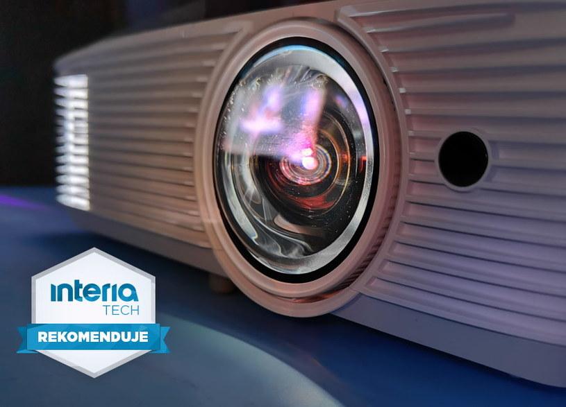 Optoma HD29HST otrzymuje REKOMENDACJĘ serwisu Interia Tech /INTERIA.PL
