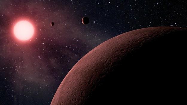 Opublikowano kolejną listę planet pozasłonecznych odkrytych przez sondę Keplera /NASA/JPL-Caltech /materiały prasowe