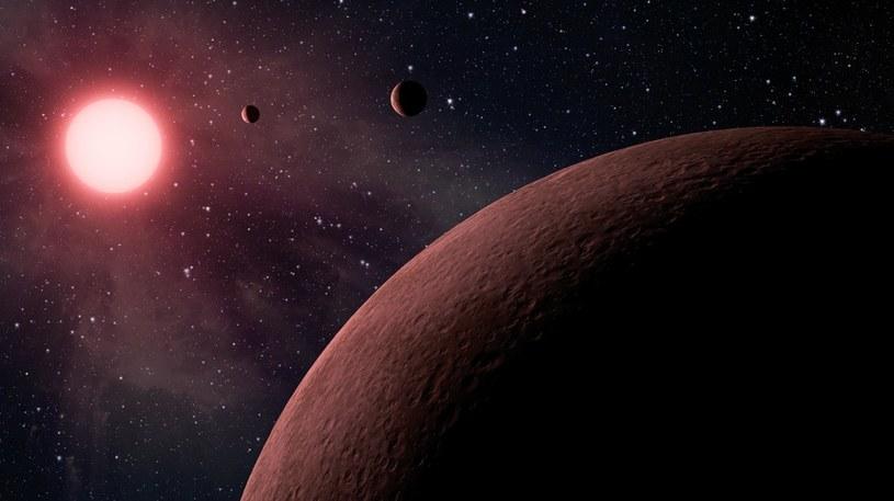 Opublikowano kolejną listę planet pozasłonecznych odkrytych przez sondę Keplera /NASA