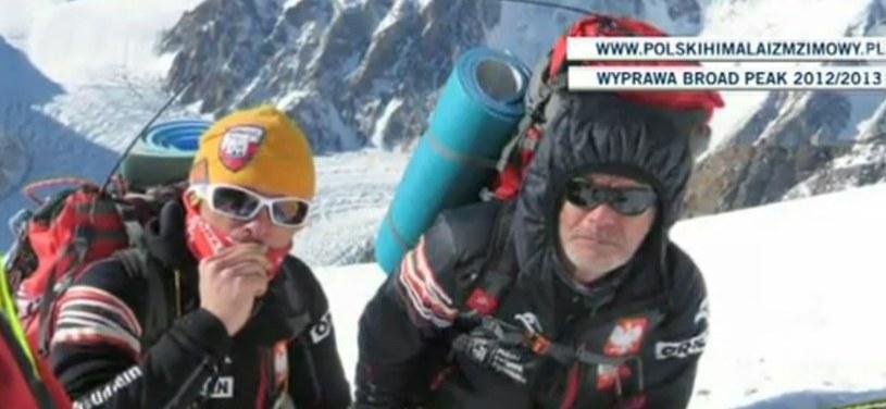 Opublikowano raport ws. wyprawy na Broad Peak /Jan Bielecki /East News