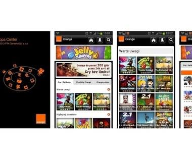 Orange Apps Center dla użytkowników smartfonów i tabletów z Androidem