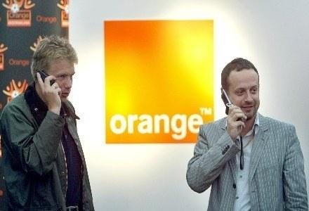 Orange i neostrada tp trzymają przy życiu TP /AFP