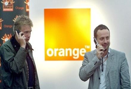 Orange odnotowało spadek o 501 tys. użytkowników w porównaniu z poprzednim kwartałem /AFP