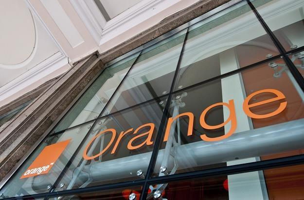 Orange Polska stara się o kredyt w EBI. Fot. JUSTYNA ROJEK /Agencja SE/East News