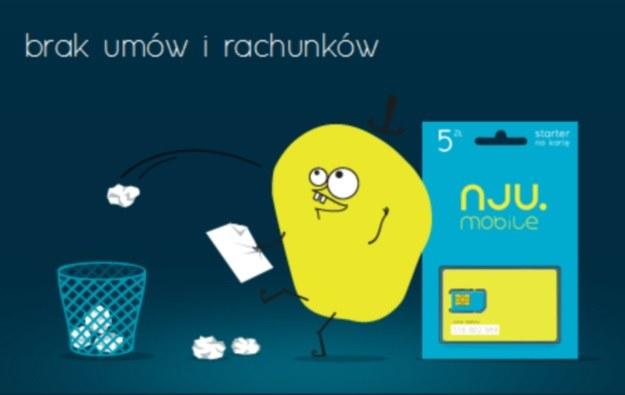 Orange zaprezentował ofertę swojej, nowej i niedrogiej sieci - nju.mobile /materiały prasowe