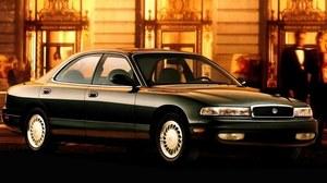 ...oraz 929 z lat 1991-1995. /Mazda