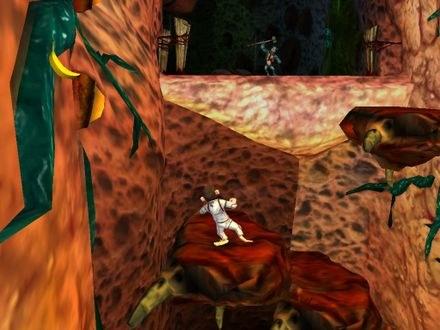 ...oraz wspinać się jak Lara Croft /INTERIA.PL