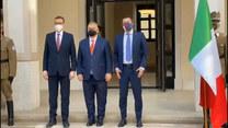 Orban gościł na Węgrzech Salviniego i Morawieckiego w sprawie nowego sojuszu