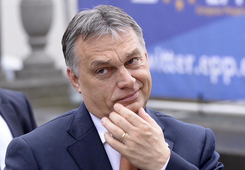 Orban ostro skrytykowany w PE za słowa o karze śmierci /AFP