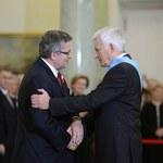 Ordery Orła Białego m.in. dla Buzka, Daviesa i Strzembosza