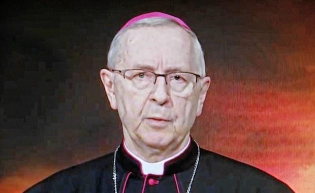 Orędzie abpa Gądeckiego: Wiara w Zmartwychwstałego daje nam nadzieję, że ostatnie słowo nie należy do śmierci
