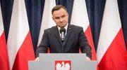 Orędzie prezydenta Andrzeja Dudy przed Zgromadzeniem Narodowym