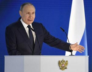"""Orędzie Władimira Putina do obywateli. """"Zaszczepcie się"""""""