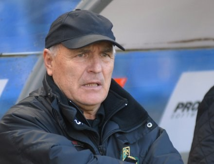 Orest Lenczyk Fot. Mariusz Kraczaniec /Agencja Przegląd Sportowy