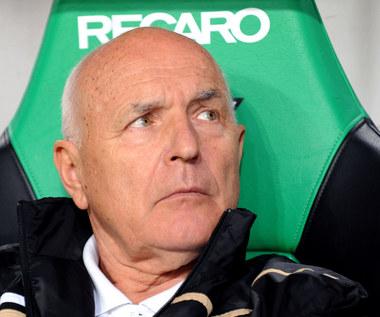 Orest Lenczyk został trenerem Zagłębia Lubin