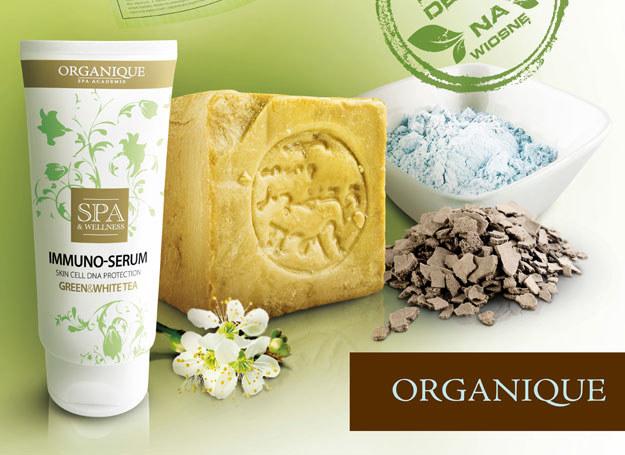 Organiczne kosmetyki /materiały prasowe