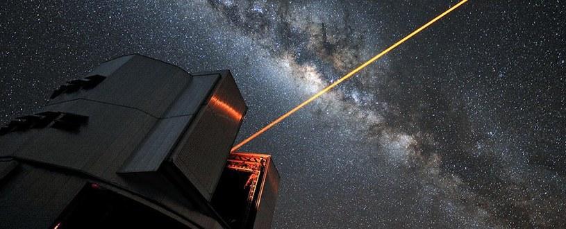 Organizacja METI podejmie próbę kontaktu z cywilizacjami pozaziemskimi /NASA