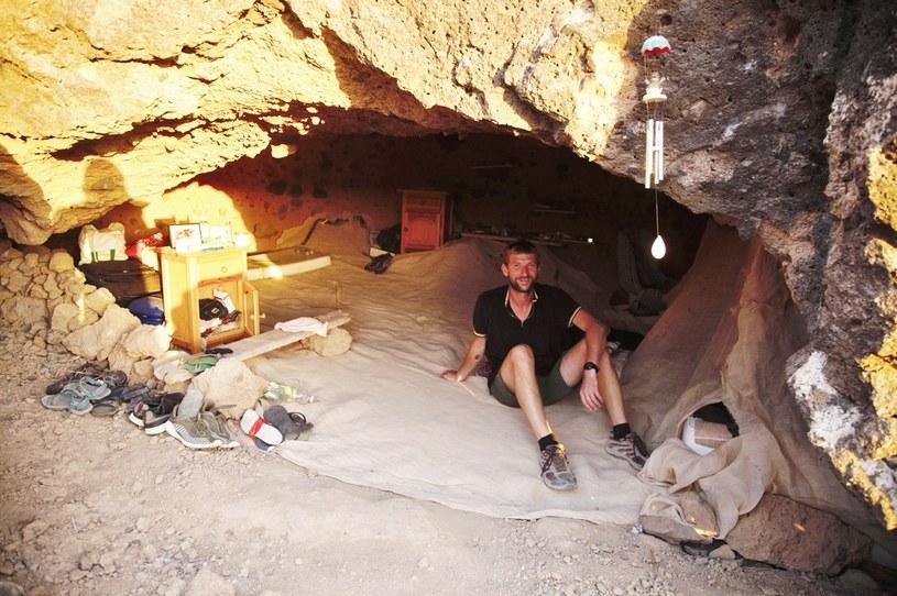 Organizacja przestrzeni w jaskini zaczynała się od poziomu zero /Piotr Strzeżysz /materiał zewnętrzny