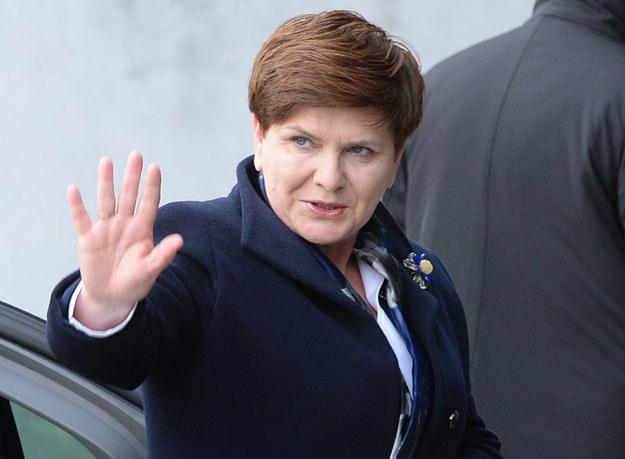 Organizacje pozarządowe zaalarmowały premier Beatę Szydło /Jacek Turczyk /PAP
