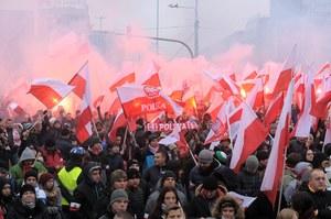 Organizatorzy Marszu Niepodległości reagują na decyzję prezydent Warszawy
