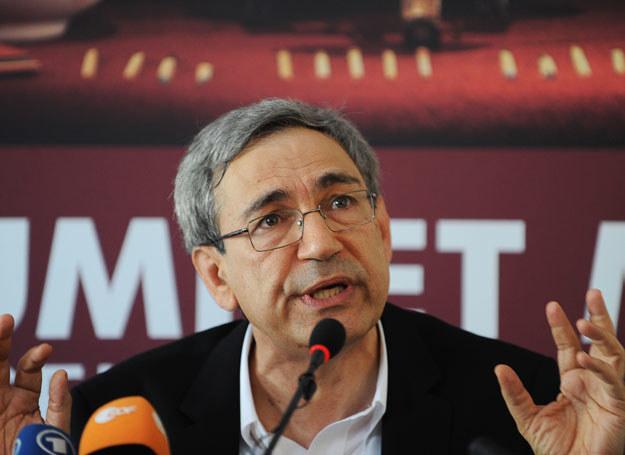 Orhan Pamuk /AFP
