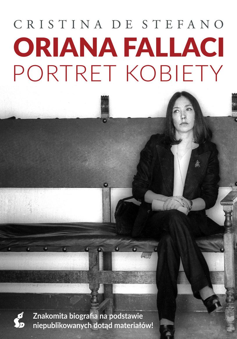 Oriana Fallaci: Portret kobiety /Styl.pl/materiały prasowe