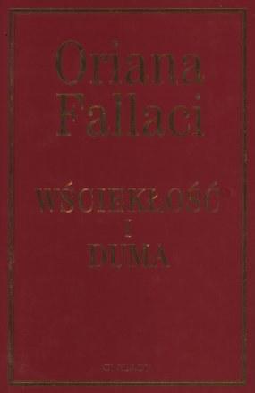 """Oriana Fallaci """"Wściekłość i duma"""" Wydawnictwo Cyklady, Warszawa 2003 /INTERIA.PL"""