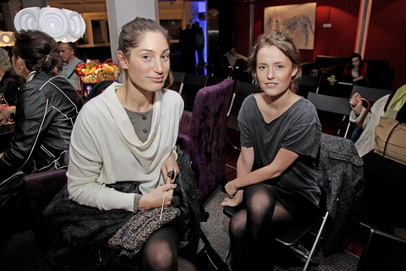 Orina Krajewska i Olga Frycz /AKPA