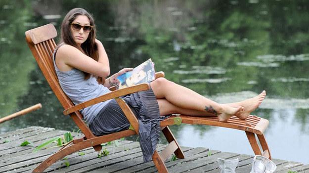 Orina Krajewska pojawi się na ekranie w roli  Agaty /- /Agencja W. Impact