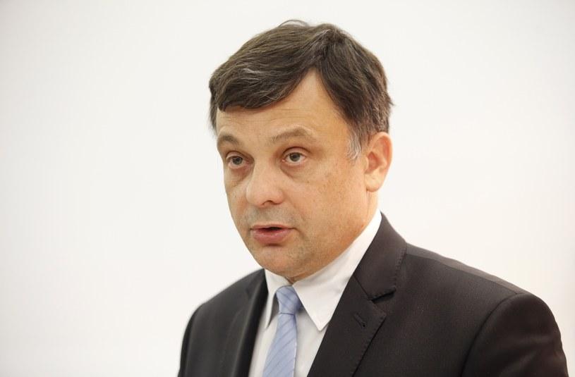 Orion Jędrysek stracił stanowisko Głównego Geologa Kraju na początku czerwca /STEFAN MASZEWSKI/REPORTER /Reporter