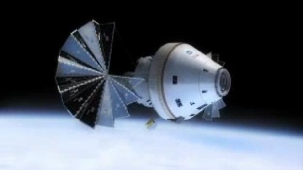 Orion ma zastąpić flotyllę promów kosmicznych /materiały prasowe