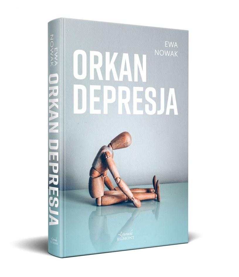 Orkan. Depresja, Ewa Nowak /INTERIA.PL/materiały prasowe