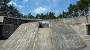 Orkan Grzegorz odsłonił bunkry z czasów zimnej wojny