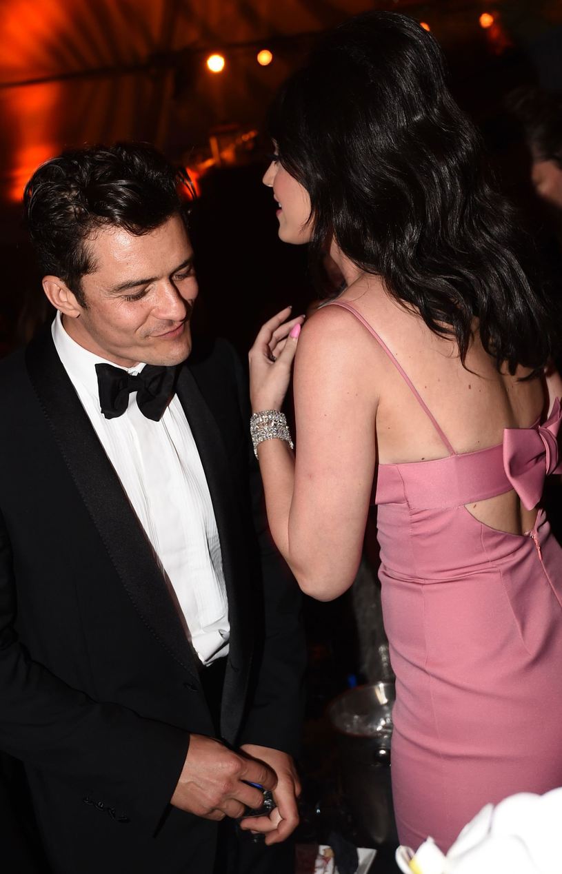 Orlando Bloom i Katy Perry /East News