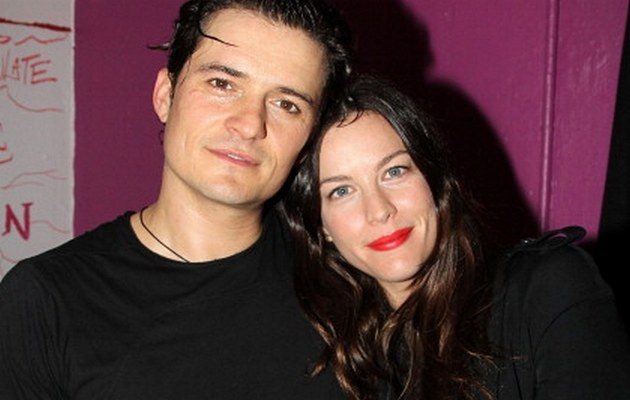 Orlando Bloom i Liv tyler /- /Getty Images