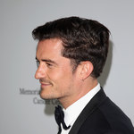 Orlando Bloom w blond włosach!