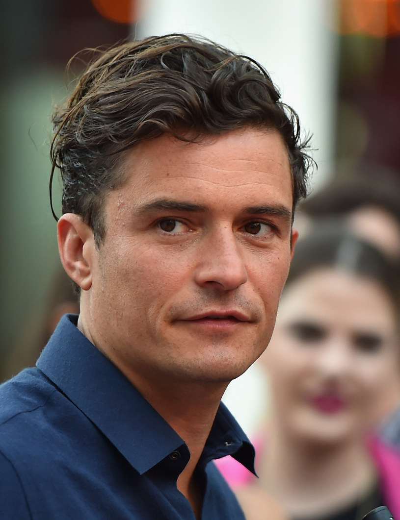 Orlando Bloom /Alberto E. Rodriguez /Getty Images