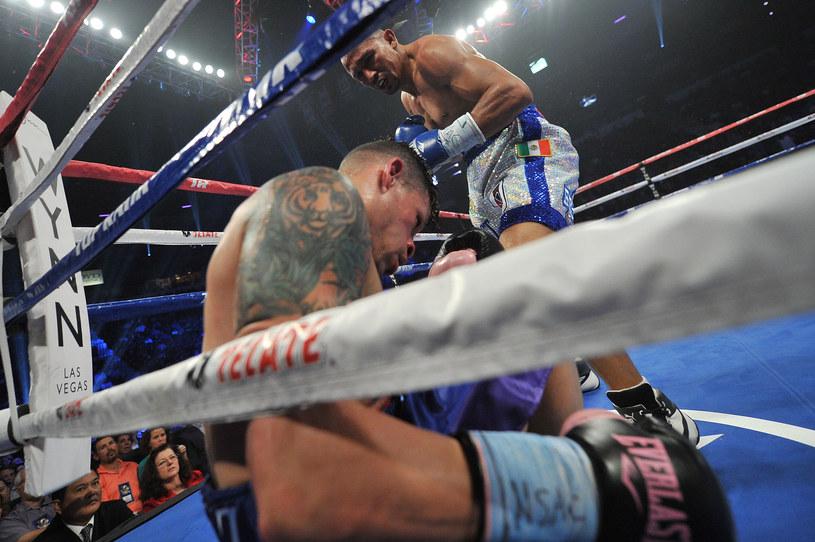Orlando Salido i Orlando Cruz /AFP