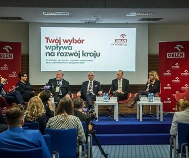 Orlen chce wesprzeć polską giełdę