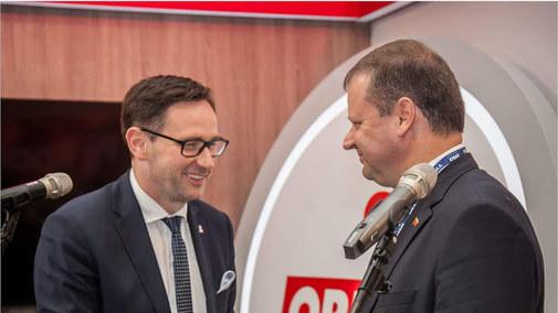 Orlen chwali sobie współpracę z Litwą i planuje inwestycje
