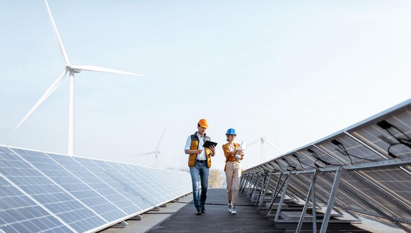 Orlen: Energa Green Development rozwinie OZE na lądzie
