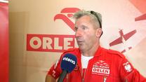 Orlen Grupa Żelazny i Robert Kubica rywalizowali w Warszawie. Wideo