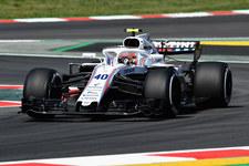 0007FZMN4FTTO125-C307 Orlen sponsorem Williamsa, Kubica w bolidzie!