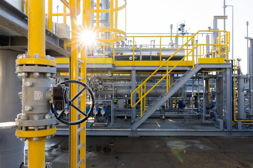 Orlen uruchomił pierwszą własną kopalnię gazu ziemnego. /PKN Orlen /