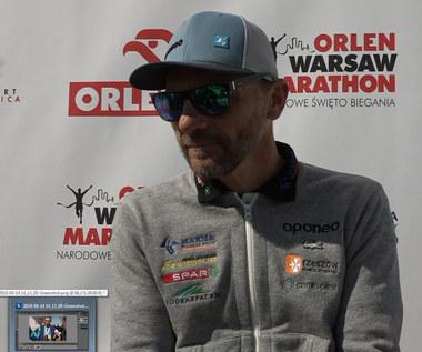Orlen Warsaw Marathon. Rafał Wilk znów zwycięski. Wideo