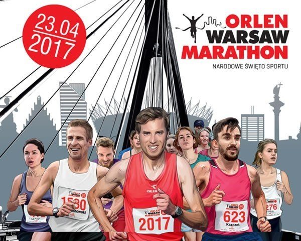 Orlen Warsaw Marathon /Informacja prasowa