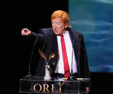 Orły 2017: Andrzej Seweryn jako Donald Trump
