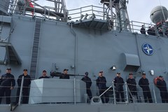 ORP Generał Tadeusz Kościuszko ruszył w misję na Morze Śródziemne